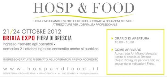hosp and food a Brescia