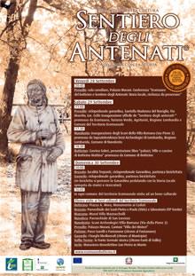il sentiero degli antenati
