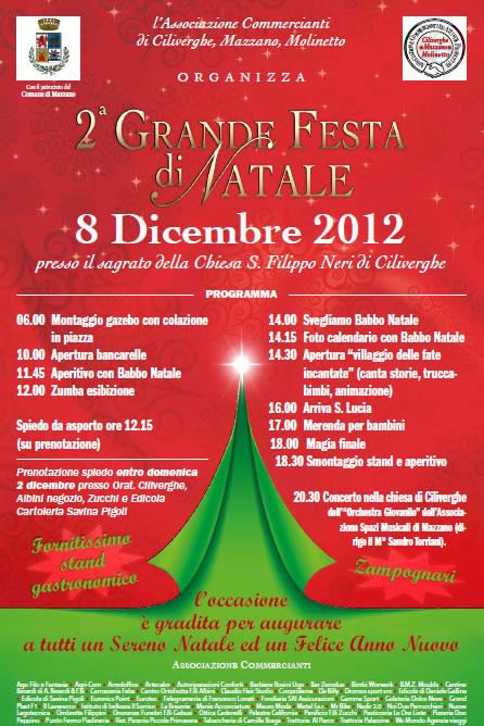 2 Grande Festa di Natale a Mazzano