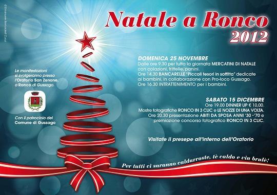 NATALE A RONCO 2012