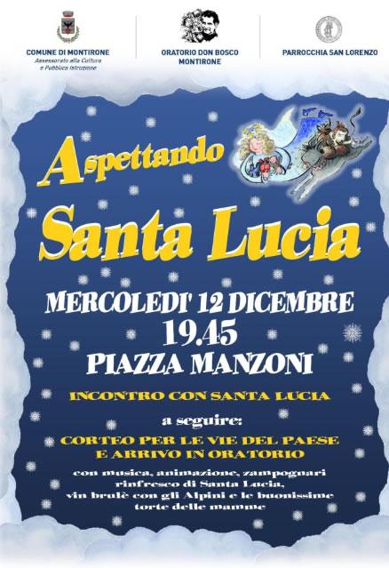 Aspettando Santa Lucia a Montirone