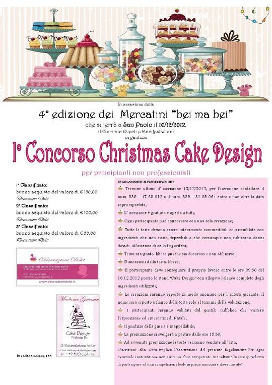 Bei ma bei - concorso cake design SAN PAOLO