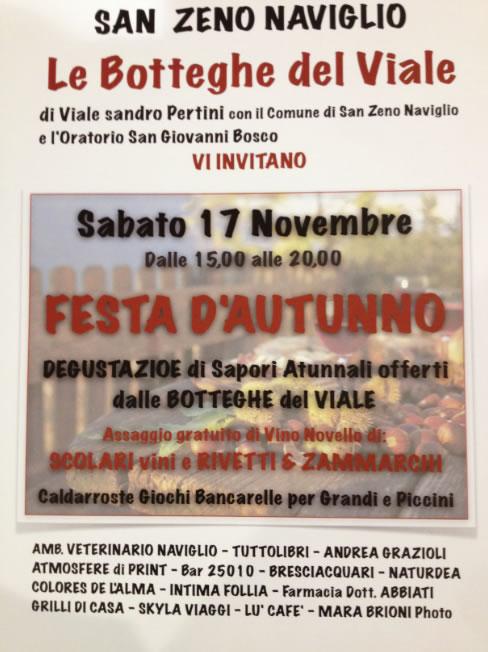 Festa d'Autunno a San Zeno Naviglio