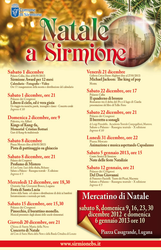 Natale a Sirmione