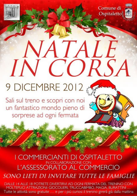 Natale in Corsa a Ospitaletto