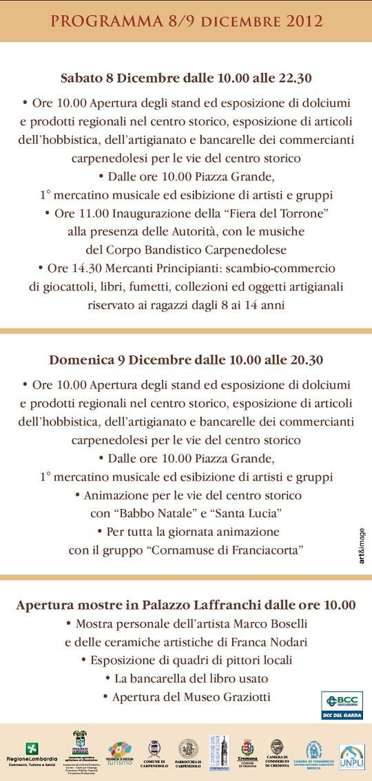 flyer fiera 2012 torrone Carpenedolo (2)