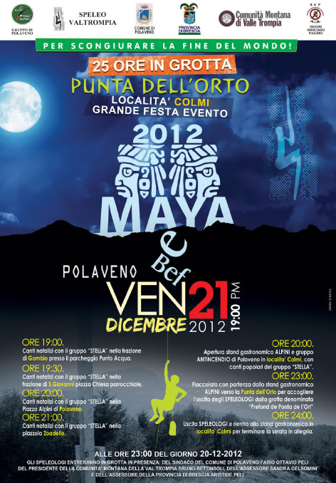 2012 Maya a Polaveno