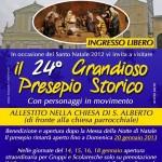 24 grandioso Presepio Storico a Castelcovati