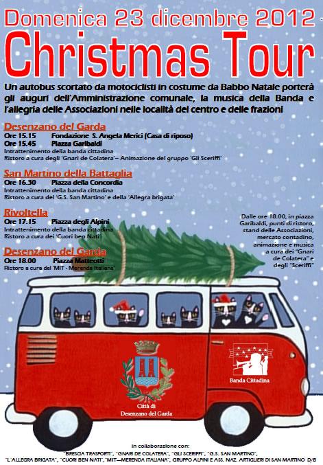 Christmas Tour a Desenzano DG