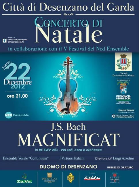 Concerto di Natale a Desenzano DG