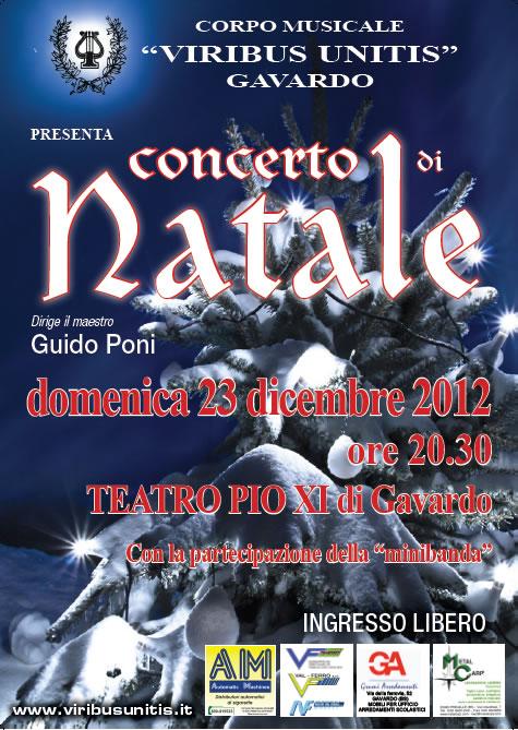 Concerto di Natale a Gavardo