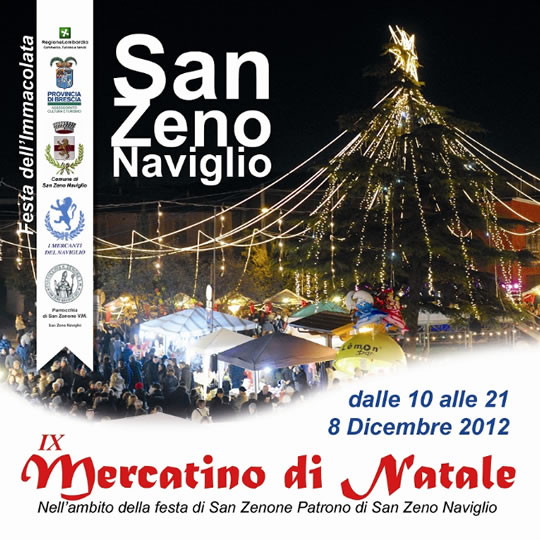 IX Mercatino di Natale a San Zeno Naviglio