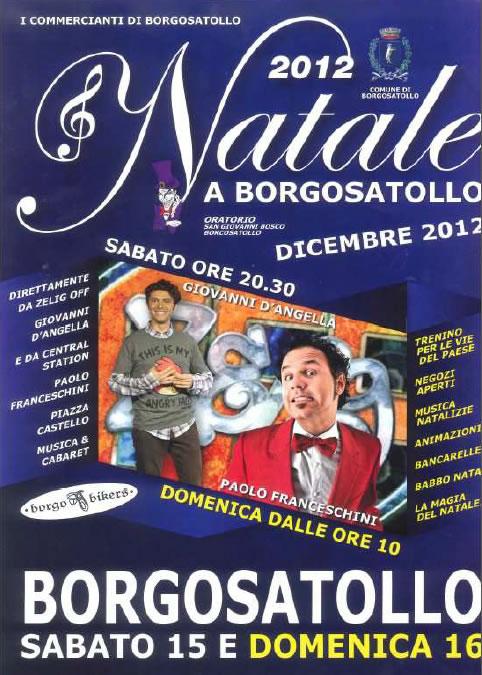 Natale a Borgosatollo