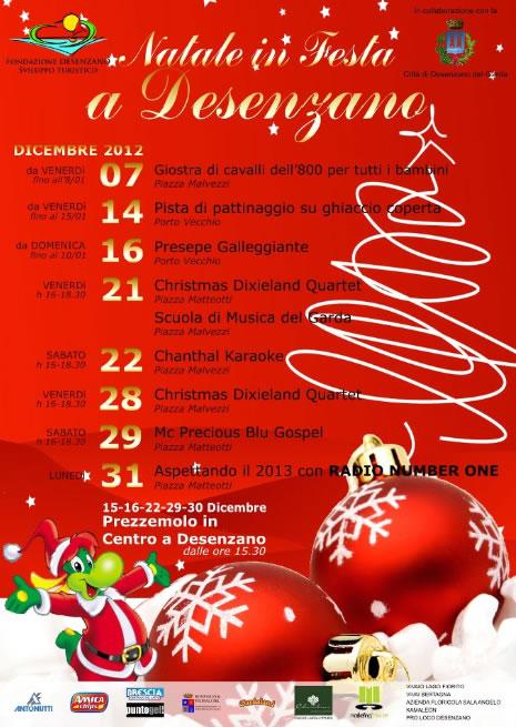 Natale in Festa a Desenzano