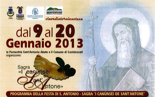 Sagra de i Canunsei de Sant'Antone
