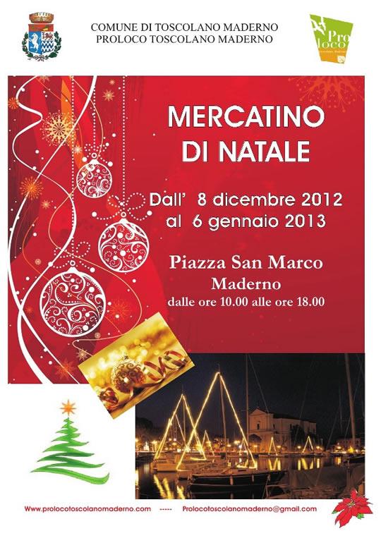 mercatino di Natale a Toscolano Maderno