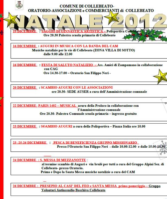 natale a Collebeato2012
