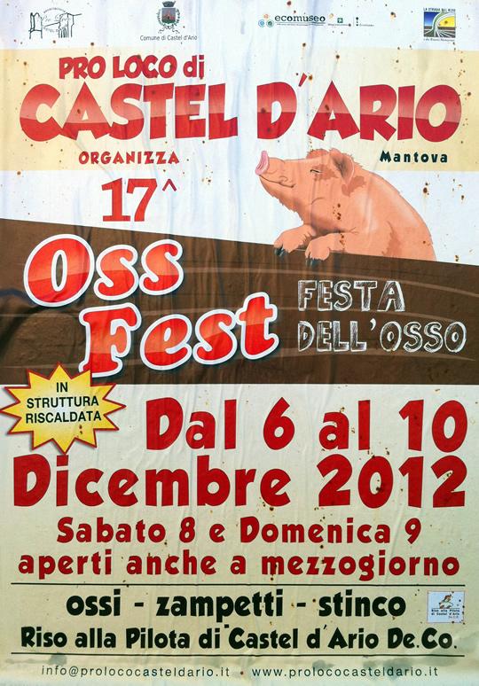oss fest a CastelDario