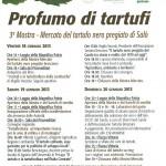 3 Profumo di Tartufi Salò B