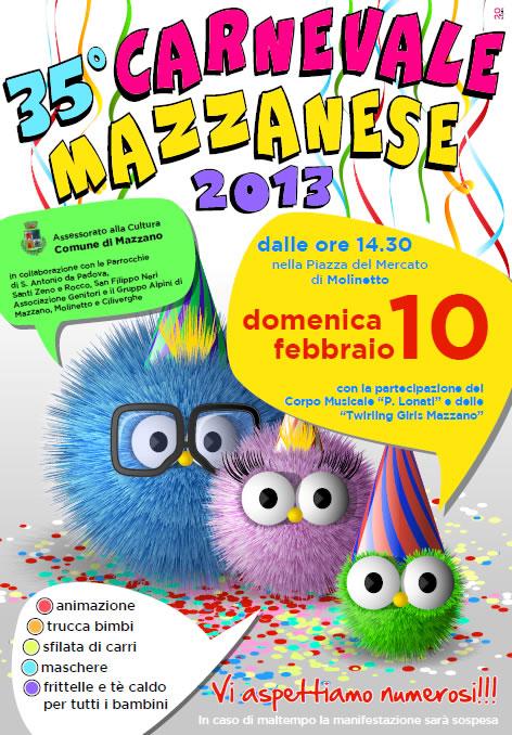 35 Carnevale Mazzanese a Mazzano