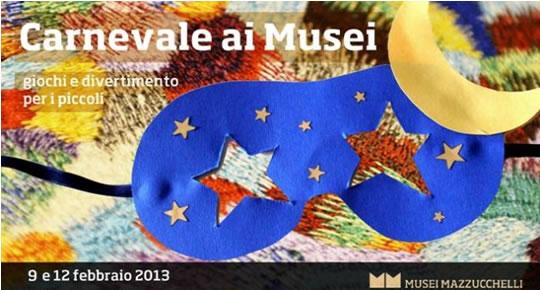 Carnevale ai Musei di Mazzano