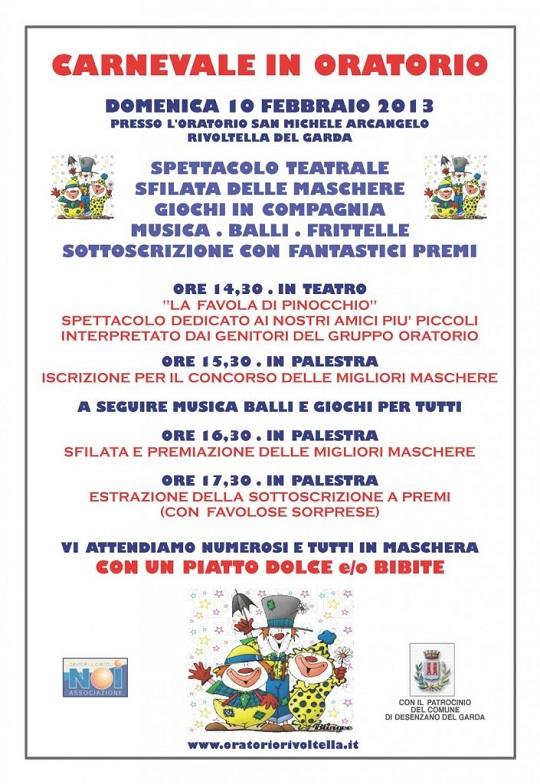 Carnevale in Oratorio Rivolterra-2013