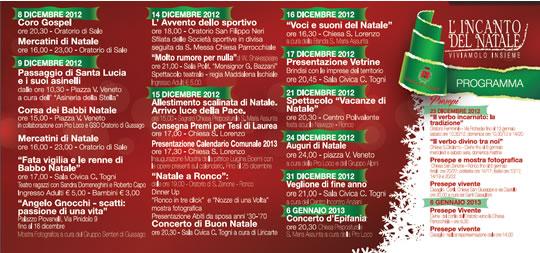 L'Incanto del Natale a Gussago