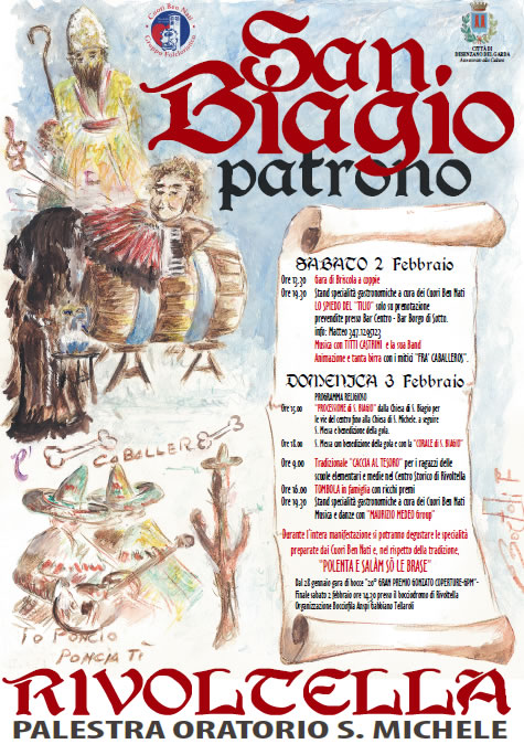 San Biagio Patrono a Rivoltella