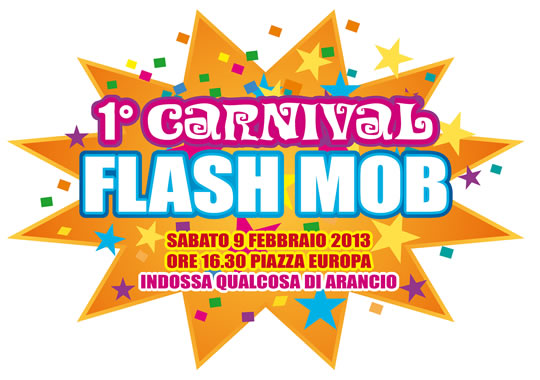 Flash mob a Carpenedolo