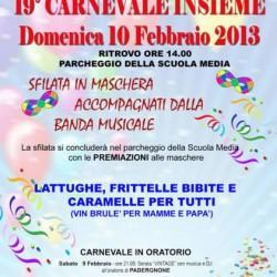 19 Carnevale Insieme a Rodengo Saiano