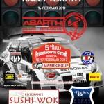 5 Rally Franciacorta Circuit raduno Abarth