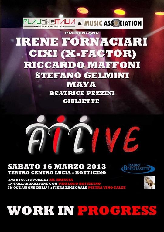 AILive 2013 Botticino