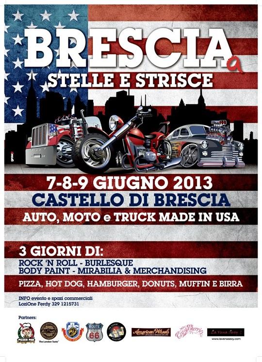 Brescia a Stelle e Striscie 2013
