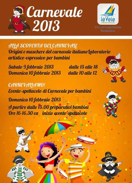 Carnevale 2013 a Desenzano