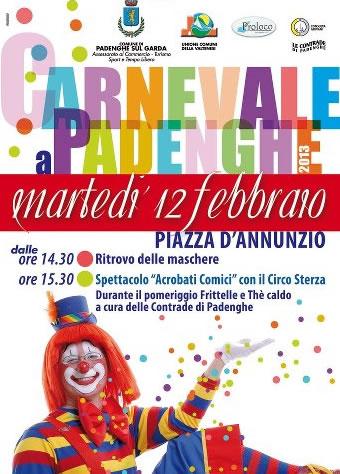 Carnevale a Padenghe