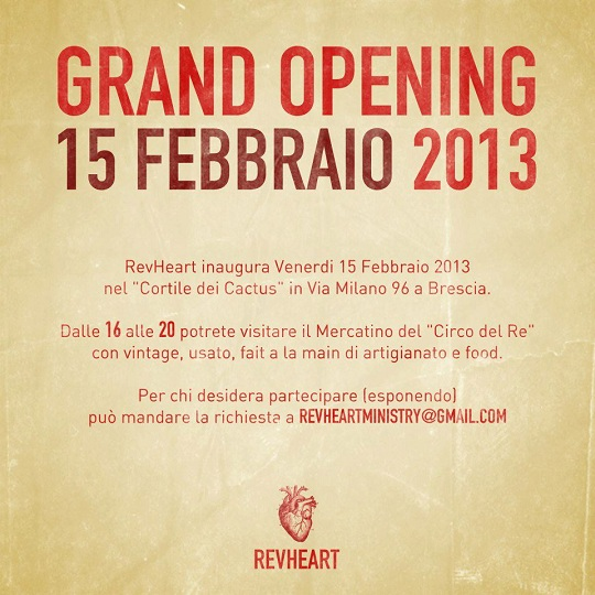 RevHeart Brescia