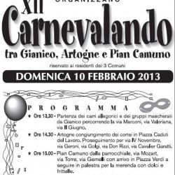 XII Carnevalando
