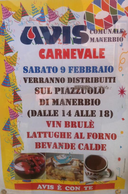 carnevale a Manerbio