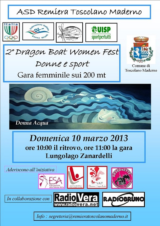 2 Dragon Boat Women Fest