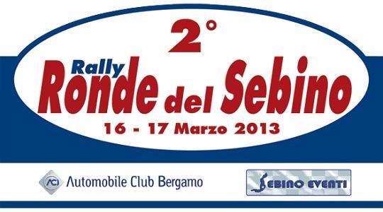 2 rally ronde del sebino 2013
