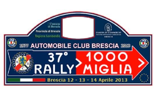37 ° Rally 1000 Miglia