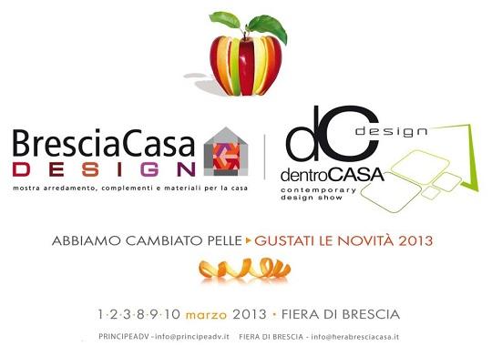 Brescia Casa Design e Dentro Casa Design