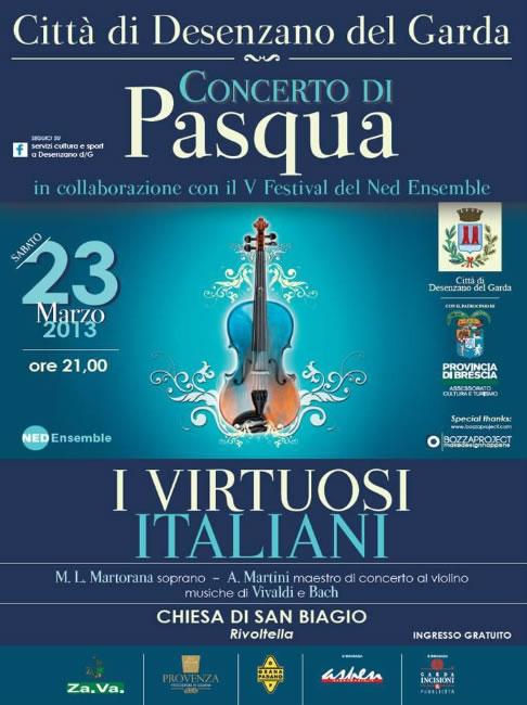Concerto di Pasqua a Desenzano
