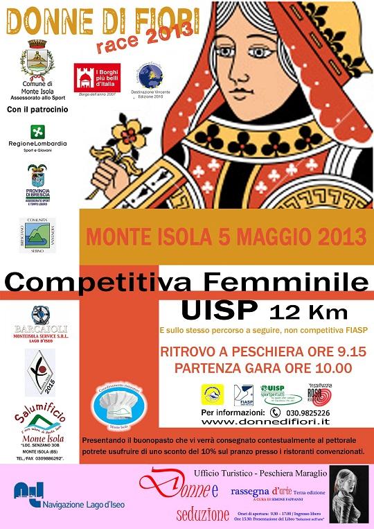 Donne di Fiori 2013 Monte Isola