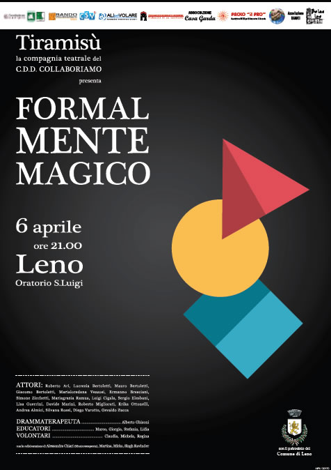 Formalmente Magico a Leno