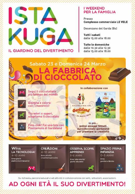 La Fabbrica di Cioccolato a Desenzano