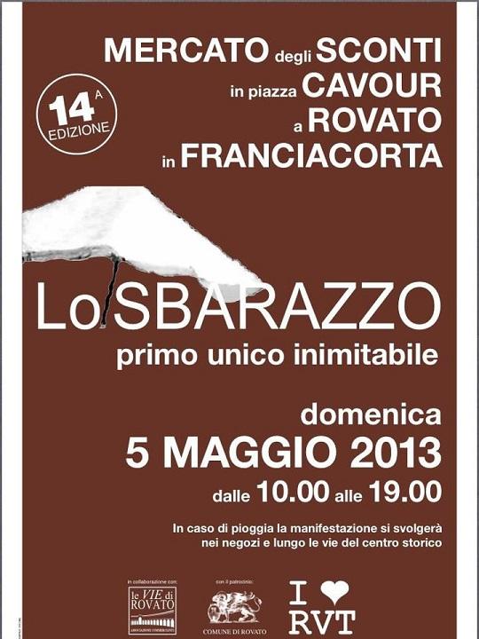 Lo Sbarazzo 14° edizione 5-5-2013