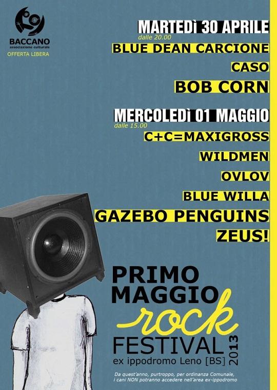 Primo Maggio Rock Festival