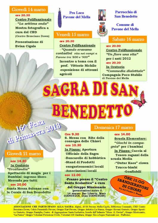 Sagra di San Benedetto
