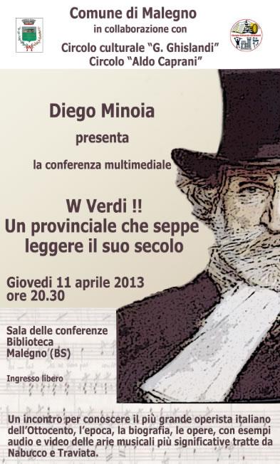 W Verdi a Malegno